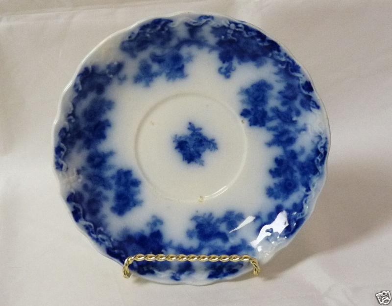 Flow blue patterns