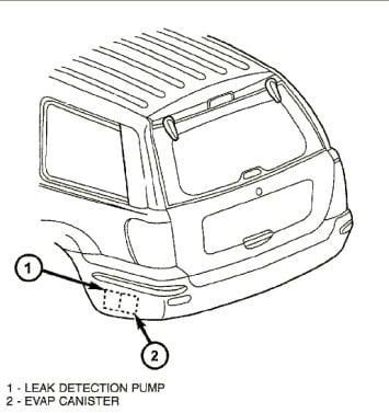 Vacuum Hose Vacuum Hose Jeep Grand Cherokee