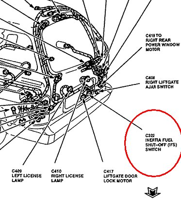 4 Headlight Relay Schematic Ford furthermore Where Is The Relay Location Ford Explorer 1997 Eddie Bauer besides Ford Thunderbird 1995 Ford Thunderbird Not Charging furthermore 1999 Mercury Sable Engine Diagram Car Pictures moreover 1990 Toyota Pickup Flasher Relay Location. on 1997 ford f 150 starter wiring diagram