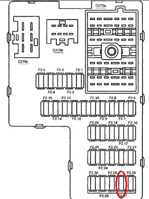 ford focus clicking fuse box with Freestyle Fuse Box Diagram on Ford E250 Engine Partment Fuse Box together with Pontiac Torrent Fuse Box Engine  partment Gallery Classy Diagram additionally 03 Ford Focus Engine Parts Diagram in addition Freestyle Fuse Box Diagram in addition Sel Remote Fuel Filter.