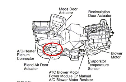 Dodge Nitro Blend Door Location on 2010 dodge ram 1500 fuse box diagram