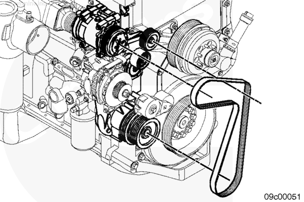 cummins isx engine diagram