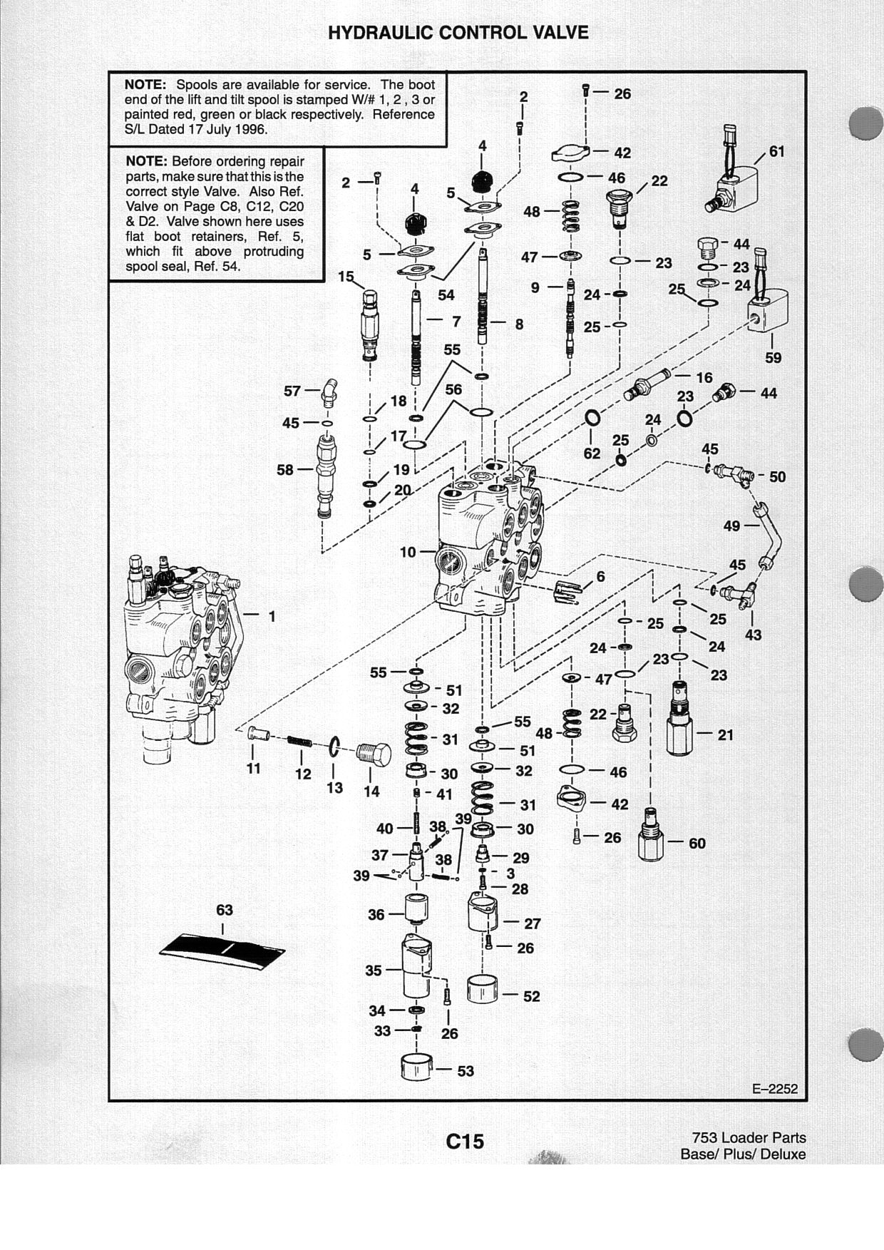 similiar bobcat 763 hydraulic parts breakdown keywords pin 743 bobcat hydraulic diagram
