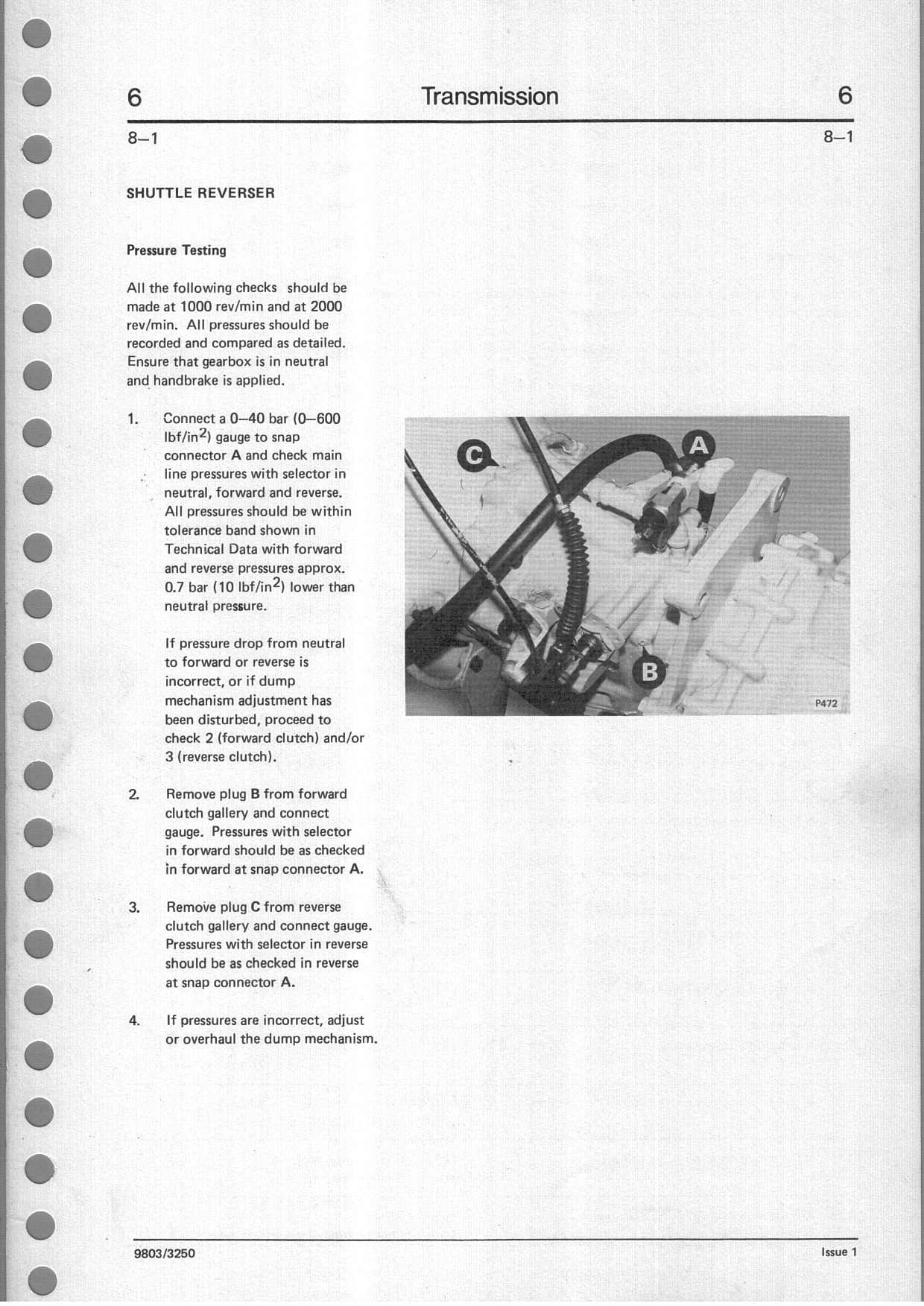 TM 9 2540 205 24P 119 also Tractor Ford 5000 1964 Limited Edition likewise 2012 01 01 archive as well respond furthermore Series 2 Starter Motor Series 1 A 225241. on manual transmission parts diagram