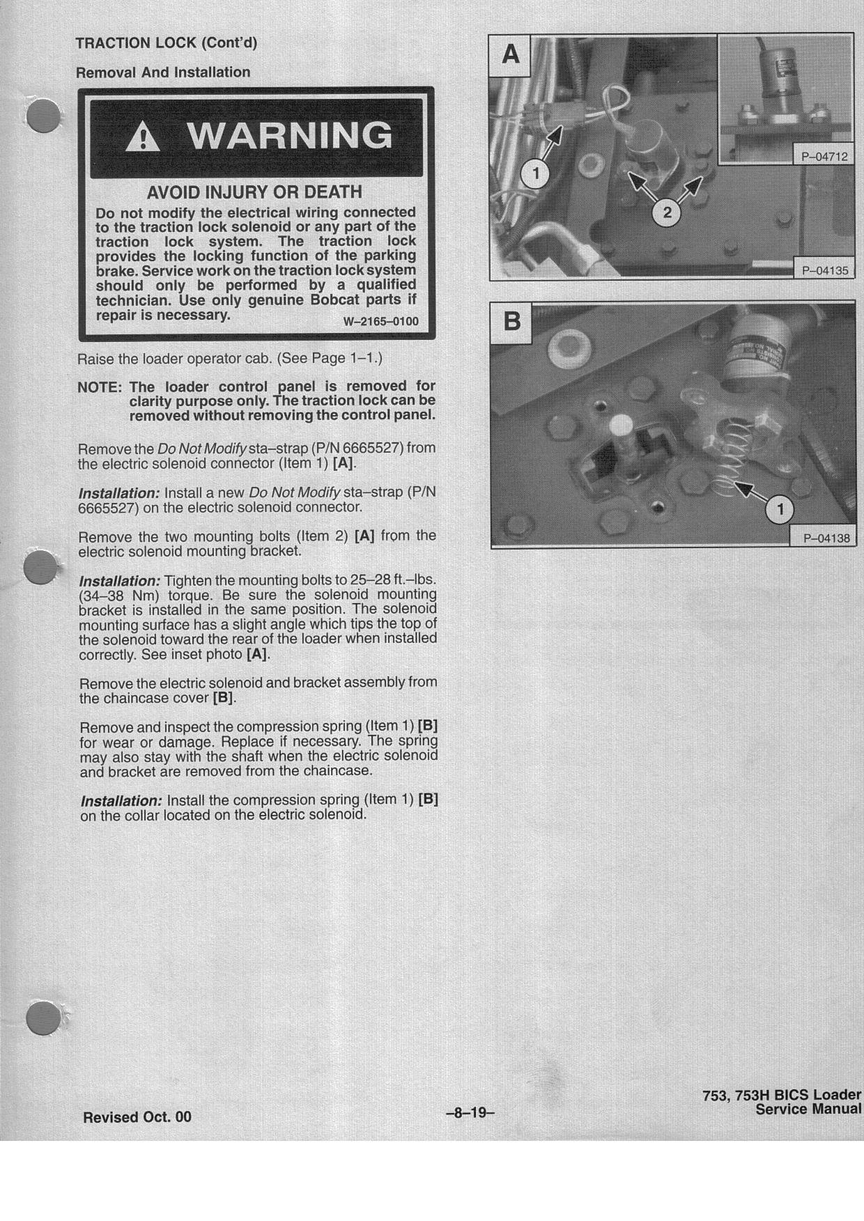 742b bobcat hydraulic diagram bobcat 753 electrical diagram elsavadorla