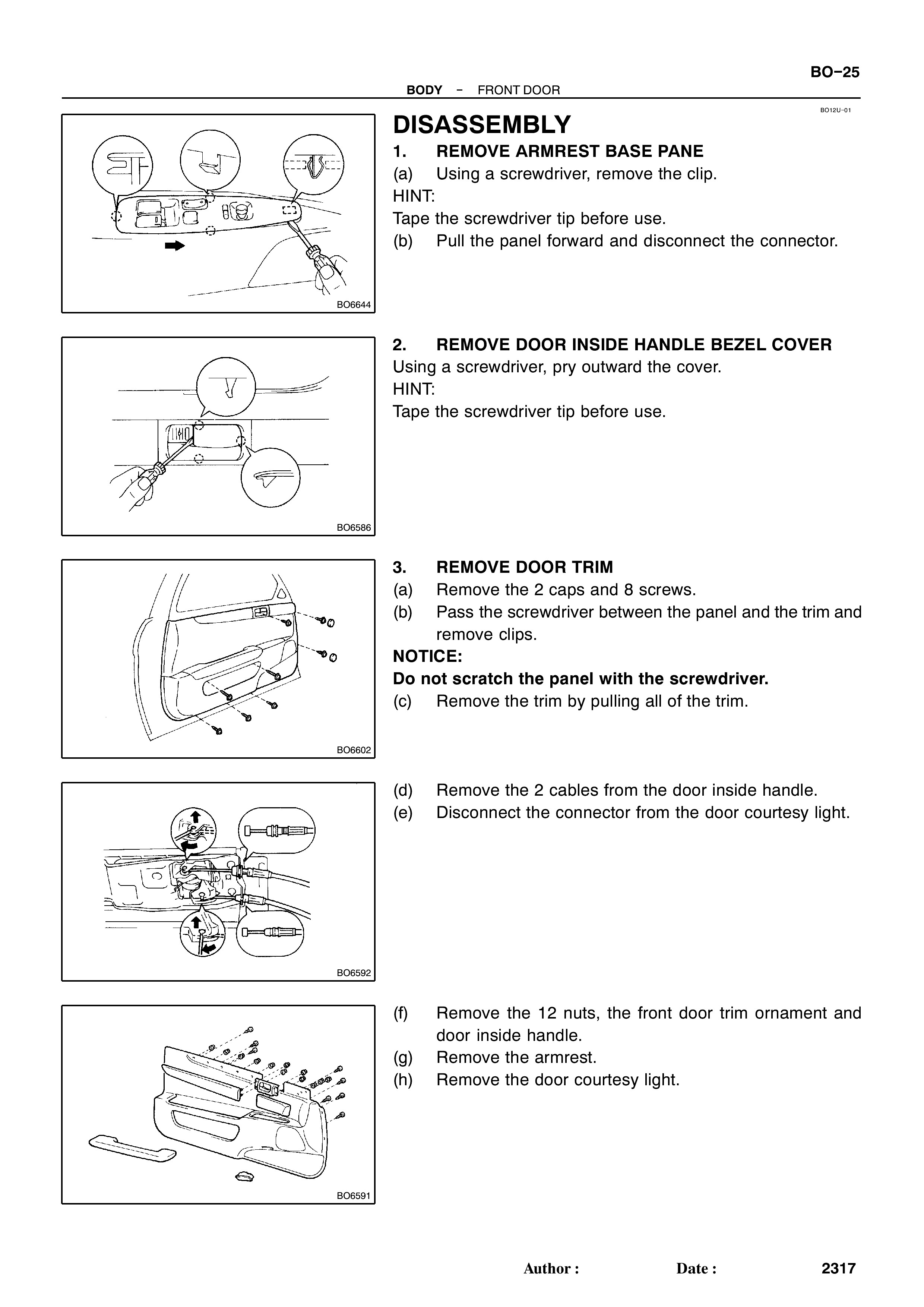 Lexus Alarm Wiring Diagram Smart Diagrams 1998 Es300 Service Manual Sc Factory Security Ls400 2002