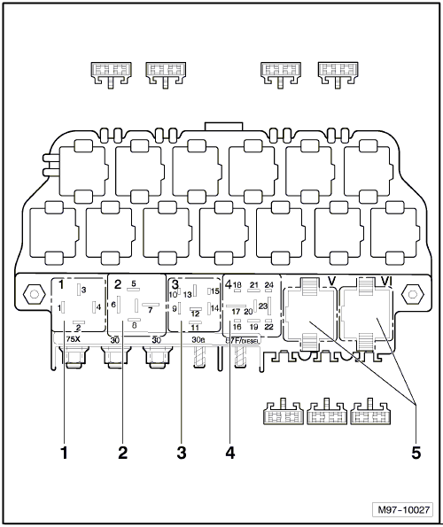 relay switch for 2000 volkswagen beetle fuse box diagram 1969 volkswagen beetle fuse box jan 00 beetle 1.8t, ecu no power. fuses 43, 34, 32, & 28 ...