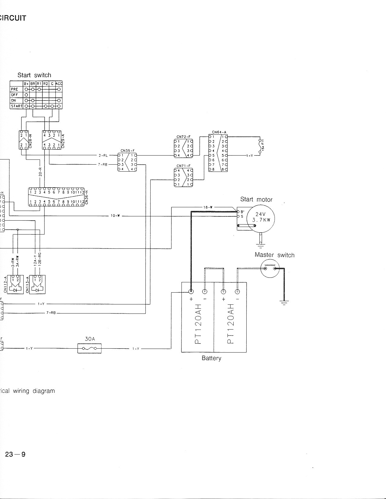 Diagram Of Starter And Flywheel Wire Data Schema 1954 Chevy Wiring Need A Schematic For The Starting System On Solenoid
