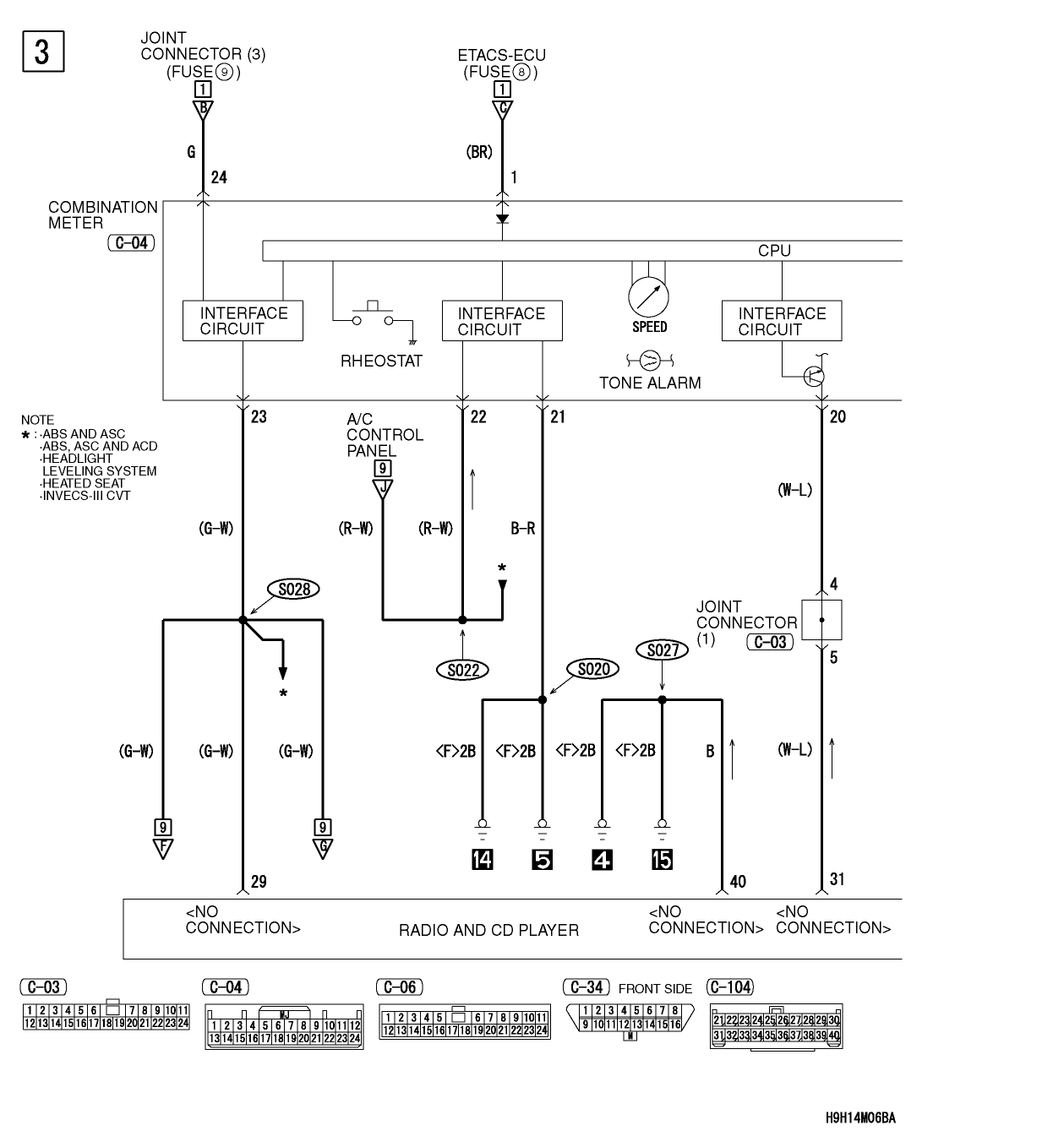2009 Lancer Gts Stereo Wiring Diagram