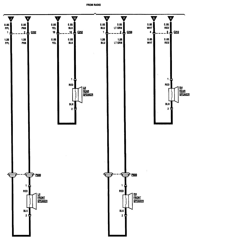 93 chevy lumina radio wiring diagram wirdig radio further 93 geo metro wiring diagram together car radio