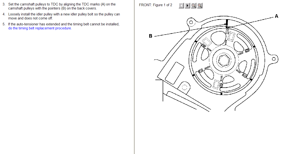 2005 Acura Tsx Timing Belt Price Of Replacement On Engine Diagram Replaced My Tl For Maintenance
