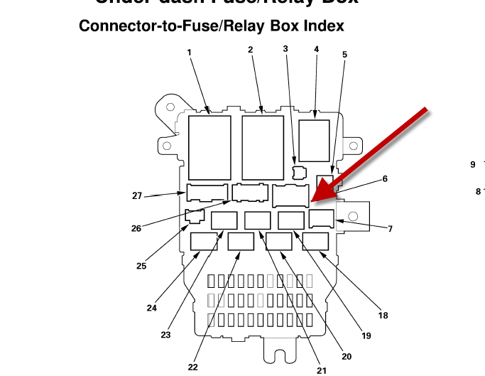 1992 Honda Accord Battery Fuse on 1993 Acura Legend Wiring Diagram