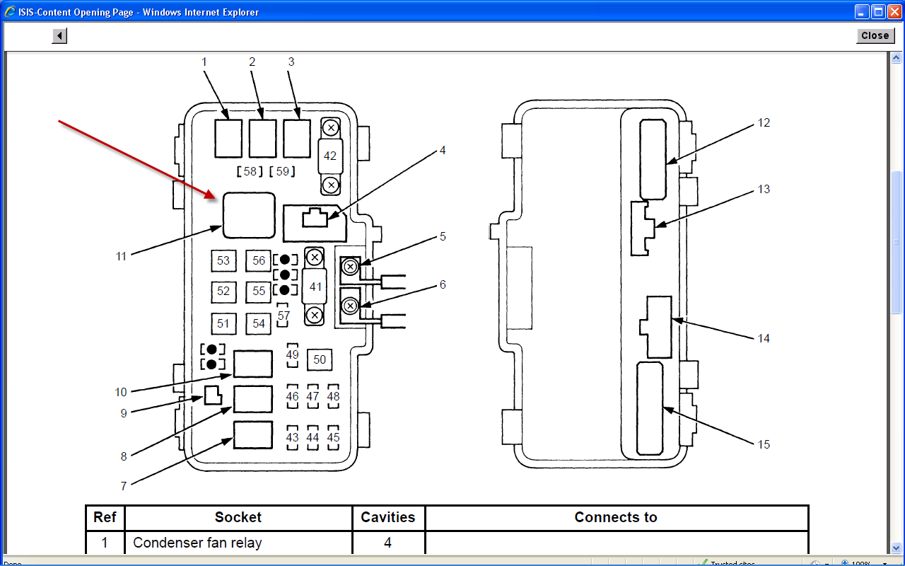 93 Toyota 4runner Ignition Wiring Diagram in addition 2007 Toyota Camry Electrical Wiring Diagram in addition 94 Toyota 4runner Interior Fuse Box Diagram together with Where Is The Ac Clutch Relay Located For My 2001 Toyota Solara V6 moreover 8dd5a Toyota Previa Dx Rthe A C  lifier 1991 Toyota. on toyota solara fuse box