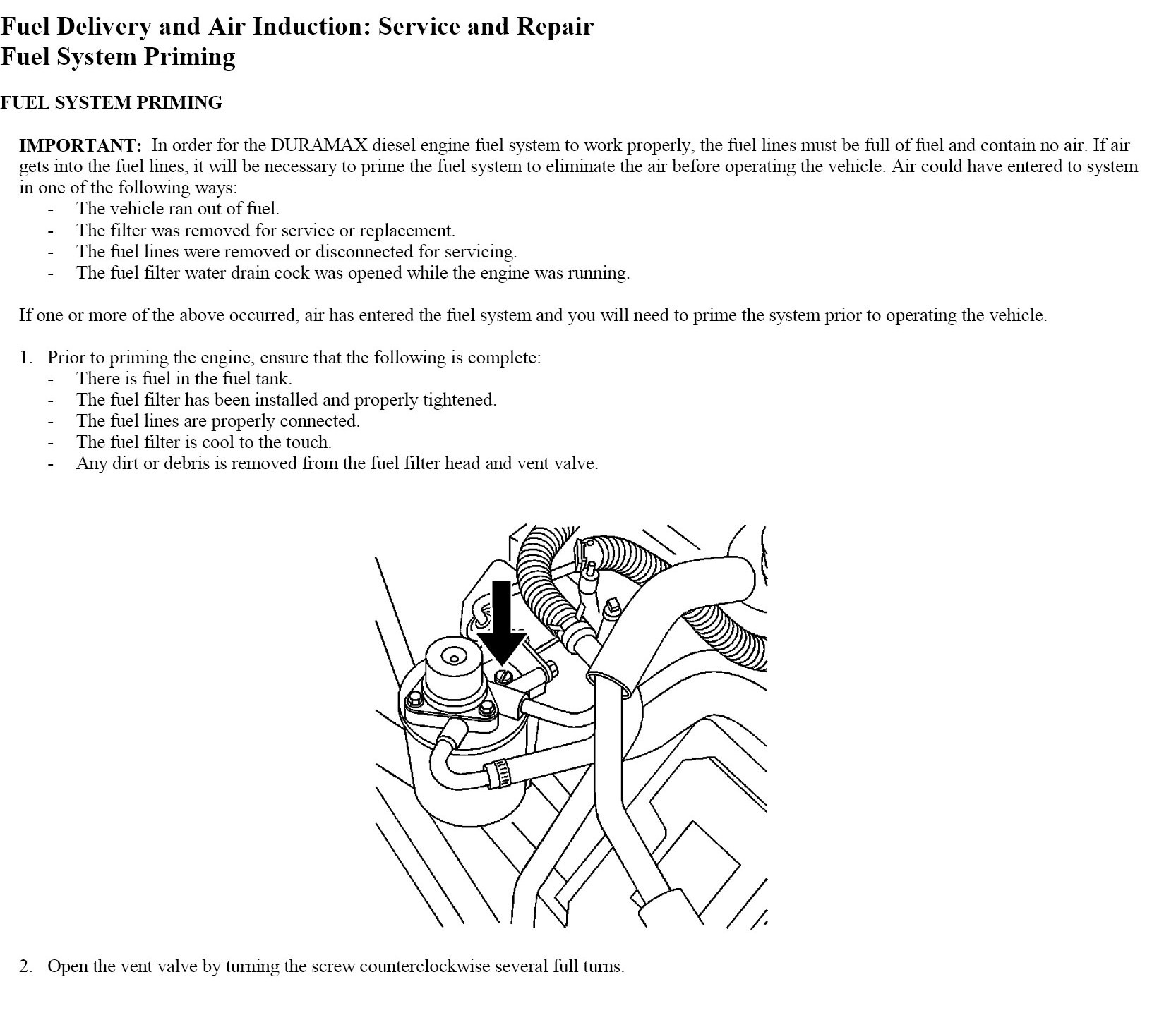 Fuel Filter Location 2004: Where Is The Fuel Pump Located For A 2004 Gmc Sierra 2500