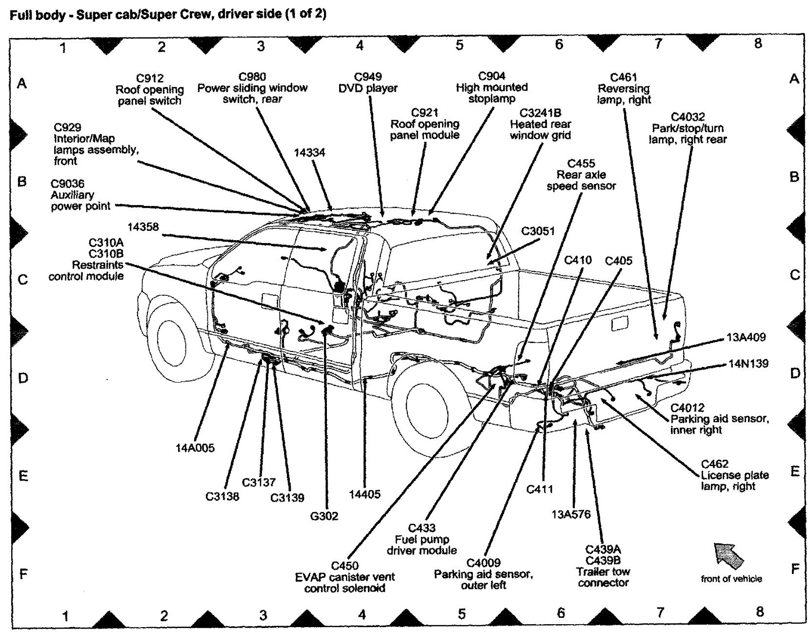 Jeep Anche Fuse Box Diagram As Well 2006 Jeep Liberty Wiring Diagram