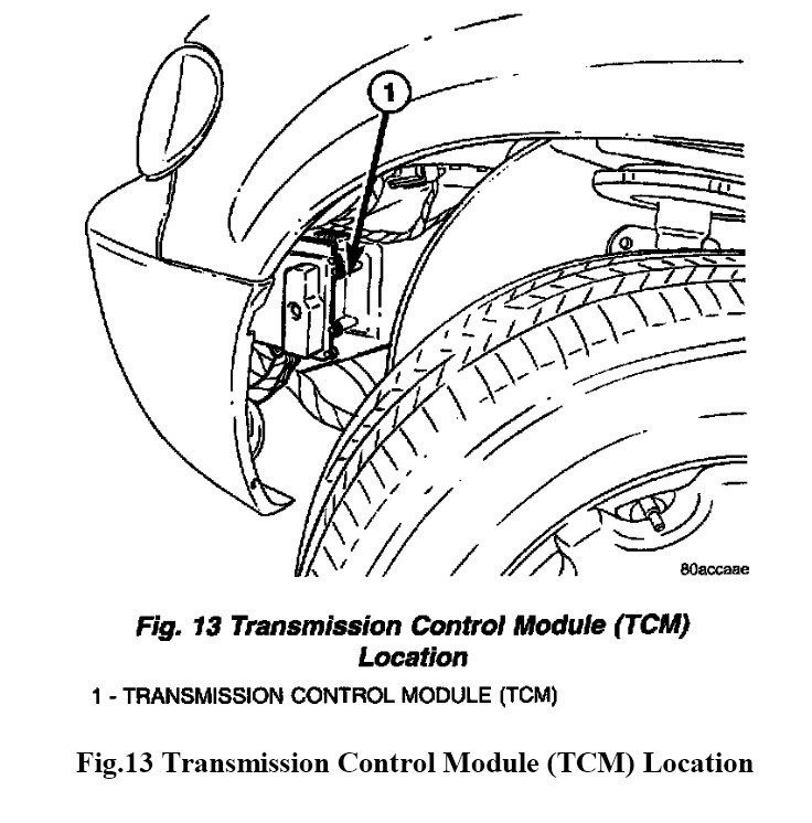 p0700 transmission control system malfunction dodge intrepid