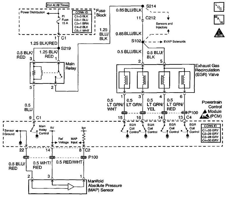 2004 2 2 Ecotec Timing Chain Replacement likewise 2007 Saturn Aura Engine Diagram Starter together with GMC TOPKICK Chevy Kodiak together with Ford 5 4 Firing Order besides Chevy O2 Sensor Wiring Diagram. on 2 2l ecotec engine diagram egr