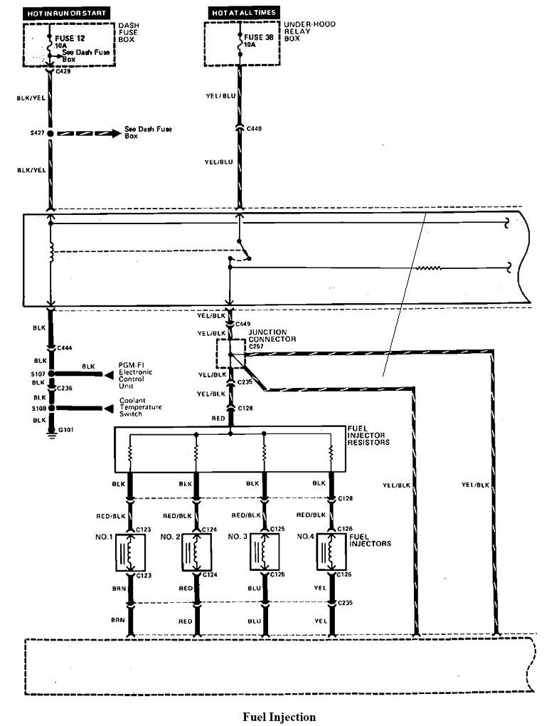 1989 Honda Civic Fuse Box Diagram Wiring Libraries 89 Library1989 Free Engine Image