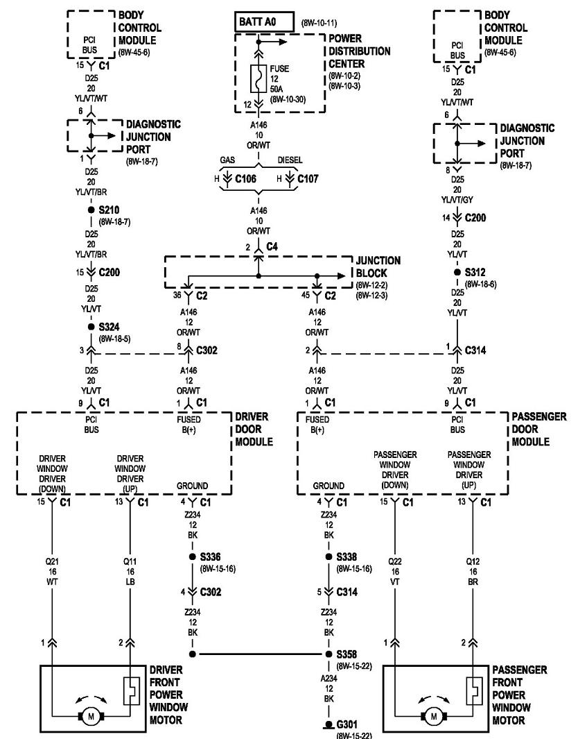 I Am Looking For The Relay For Power Windows On Grand