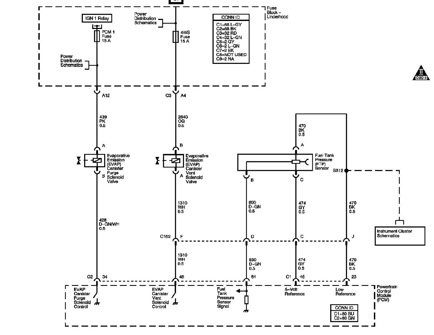 Wiring Diagram 2009 Gmc Sierra : I have a chek engine fault that will not clear in my