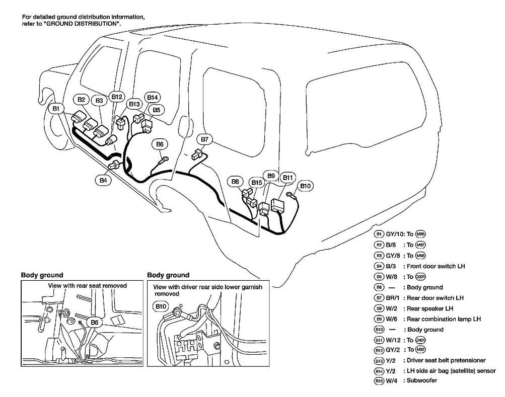 2003 nissan xterra radiator diagram  2003  free engine