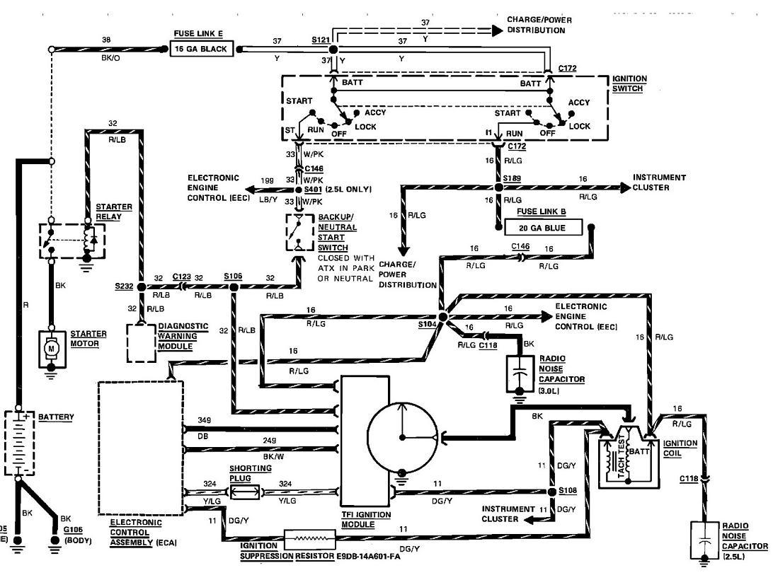 1994 Ford Taurus Starter Wiring Diagram - Wiring Diagrams Schema elite -  elite.wheeladvisor.it