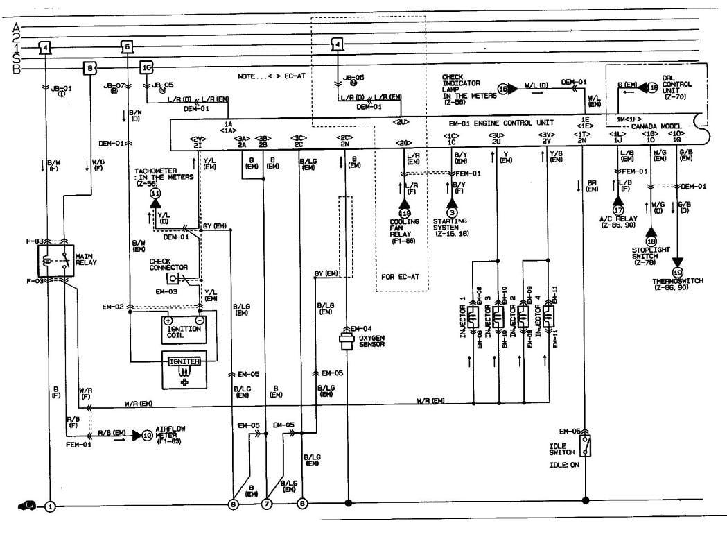 i a 1990 mazda mx6 2 2l 5sp transmission it died on