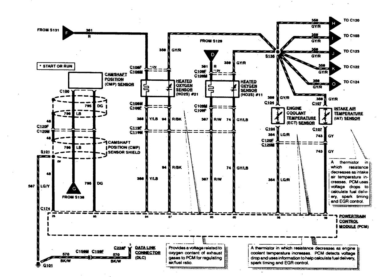 2005 ford freestar serpentine belt diagram