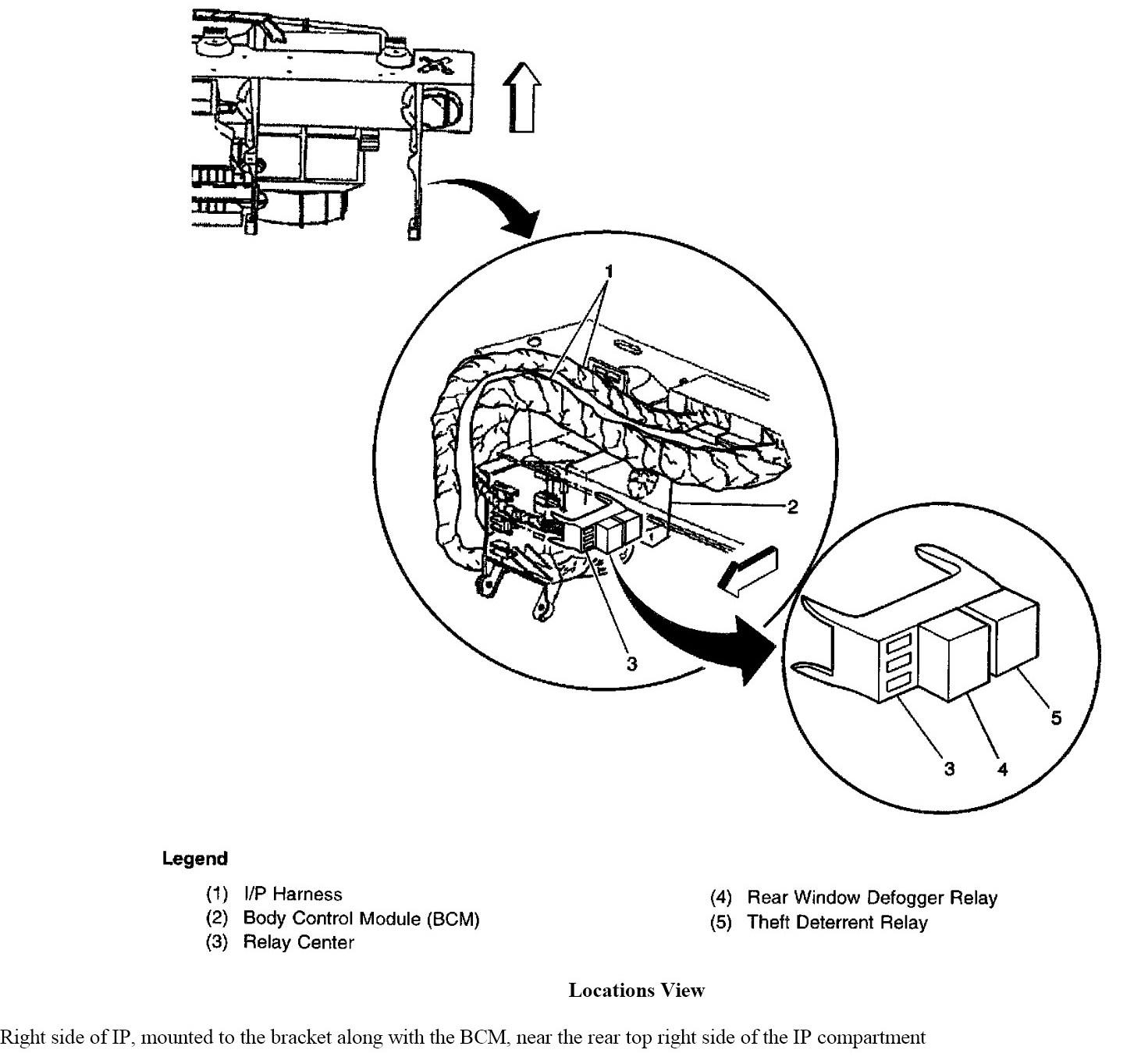 2001 Chevy Venture   Fuel Pump Quit   No Humming Noise