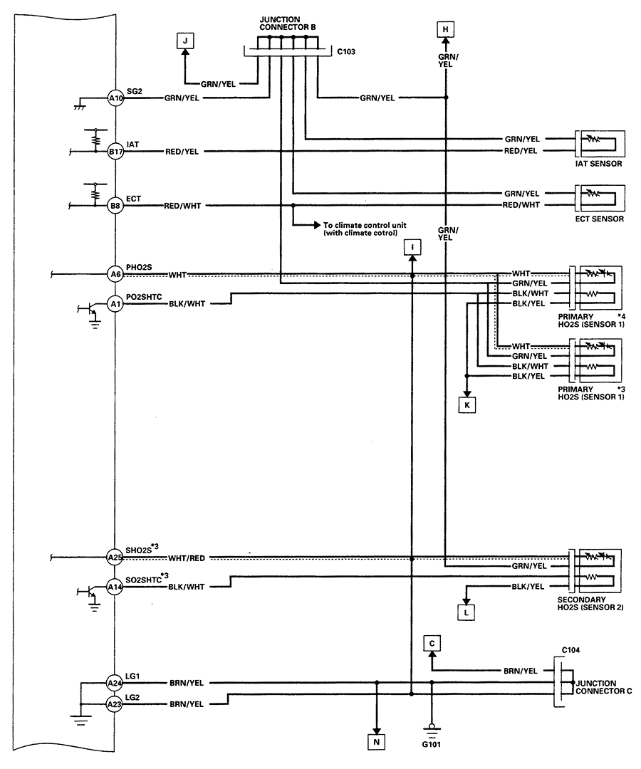 1997 honda civic obd wiring diagram 1997 wiring diagrams online