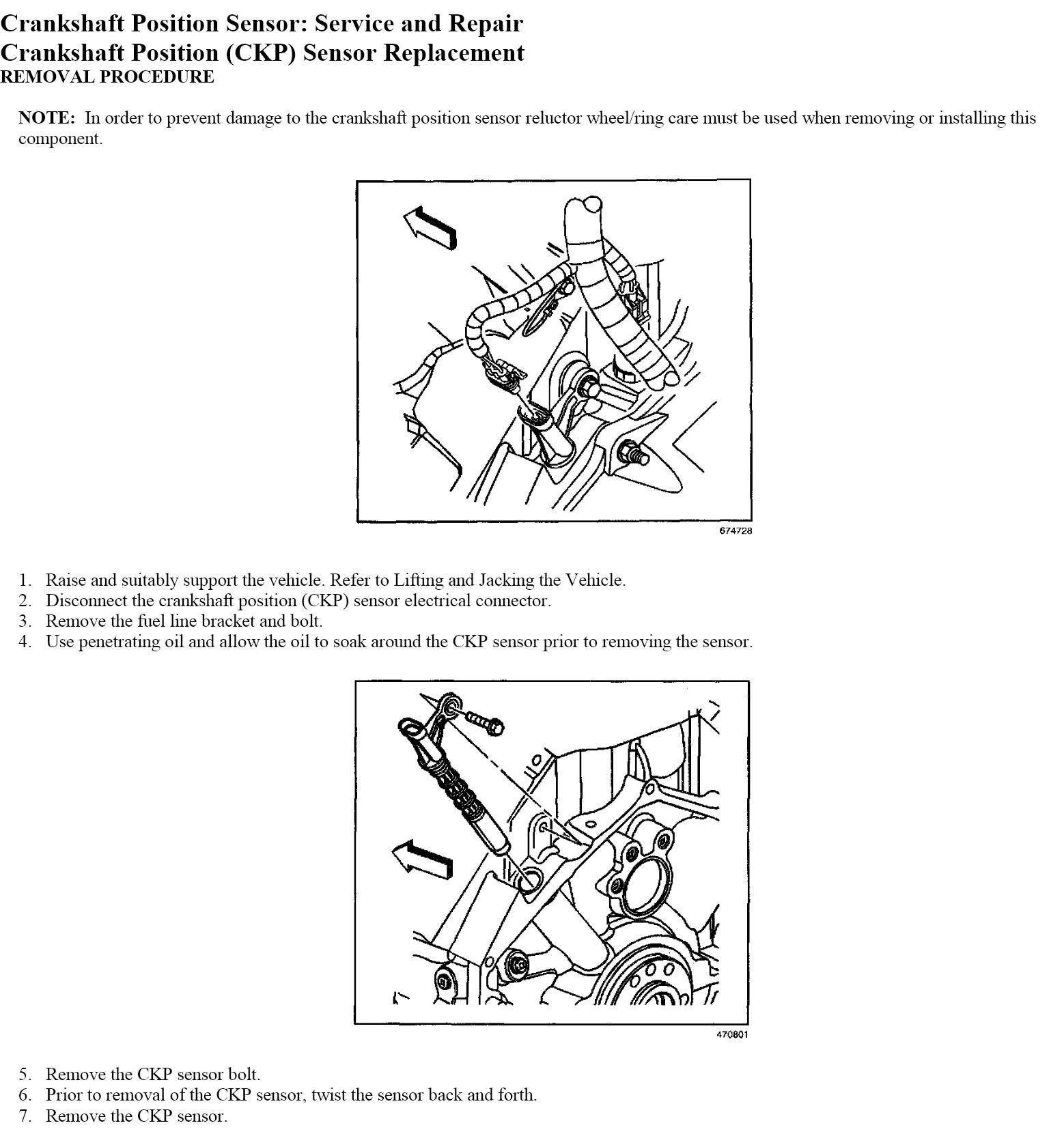 Snap Chevy Tahoe Crankshaft Position Sensor Wiring Diagram Get Free 4 3 Vortec Image About 8 1 Crank Location