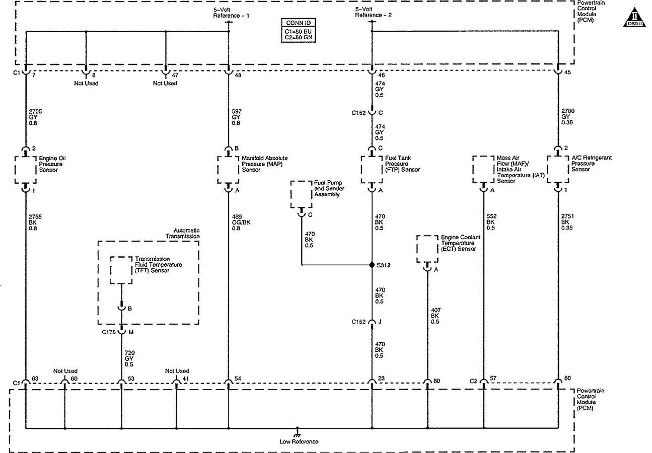 chevy avalanche wire diagram wirdig 2006 chevrolet pcm voltage stalling the truck to the