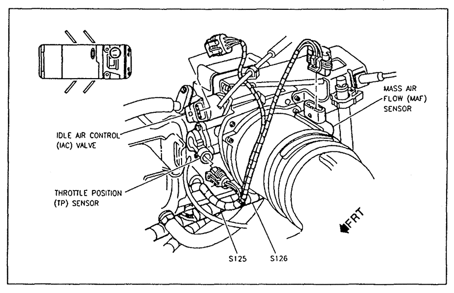 Saturn Oil Sensor Location likewise 2000 Cadillac Catera Thermostat Location in addition 2003 Cadillac Seville Removing Coolant Level Sensor additionally Cadillac Coolant Temp Sensor Location likewise Picture Of 2000 Cadillac Catera Engine Parts Diagram. on 2001 cadillac catera crankshaft sensor location