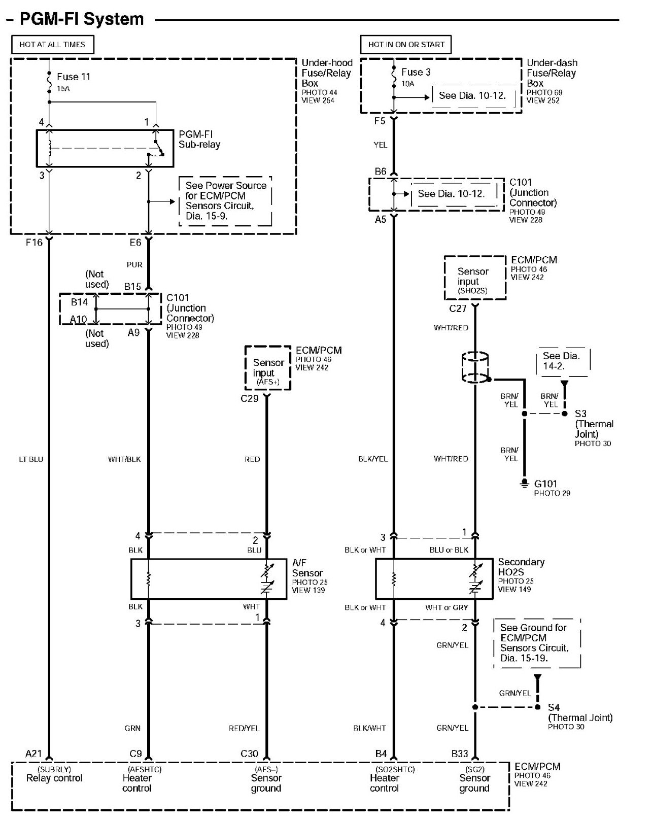 Free Online Wiring Diagram For 2006 Honda Atv