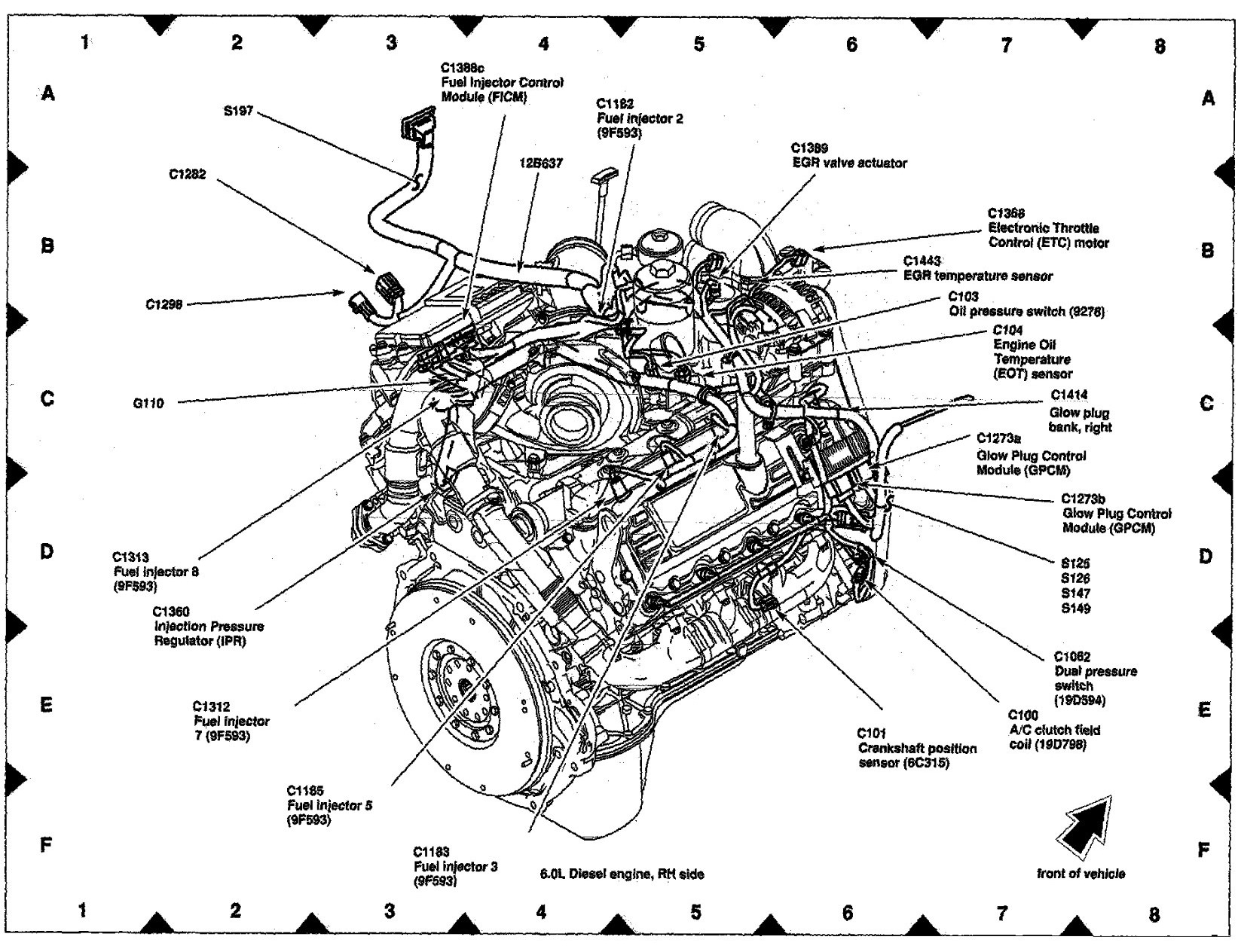 what does the ignition module in an 05 turbo diesel look like