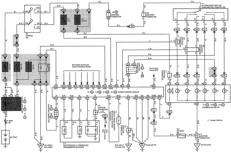 2000 toyota solara automatic transmission diagram html