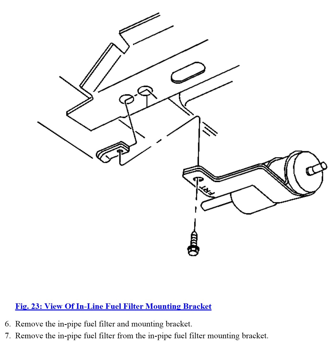 1997 buick park avenue fuel filter location  1997  get fuel filter diagram 2004 toyota 4runner fuel filter diagram on a 2003 civic lx