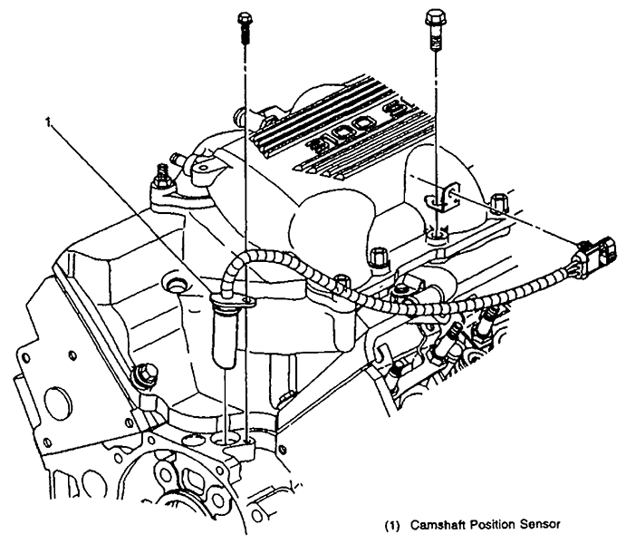 99 buick century engine diagram