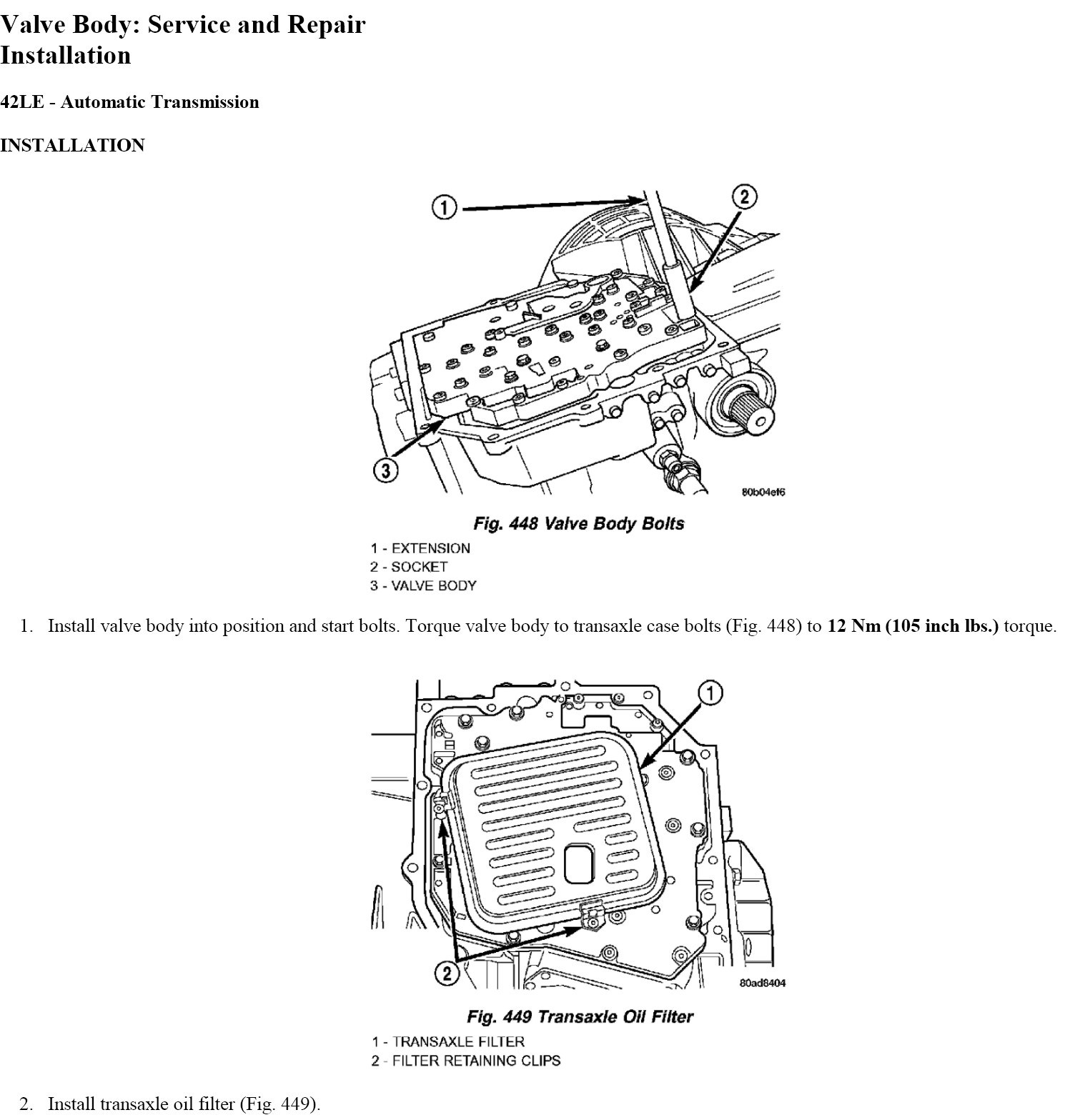 service manual  how to replace 1997 chrysler concorde