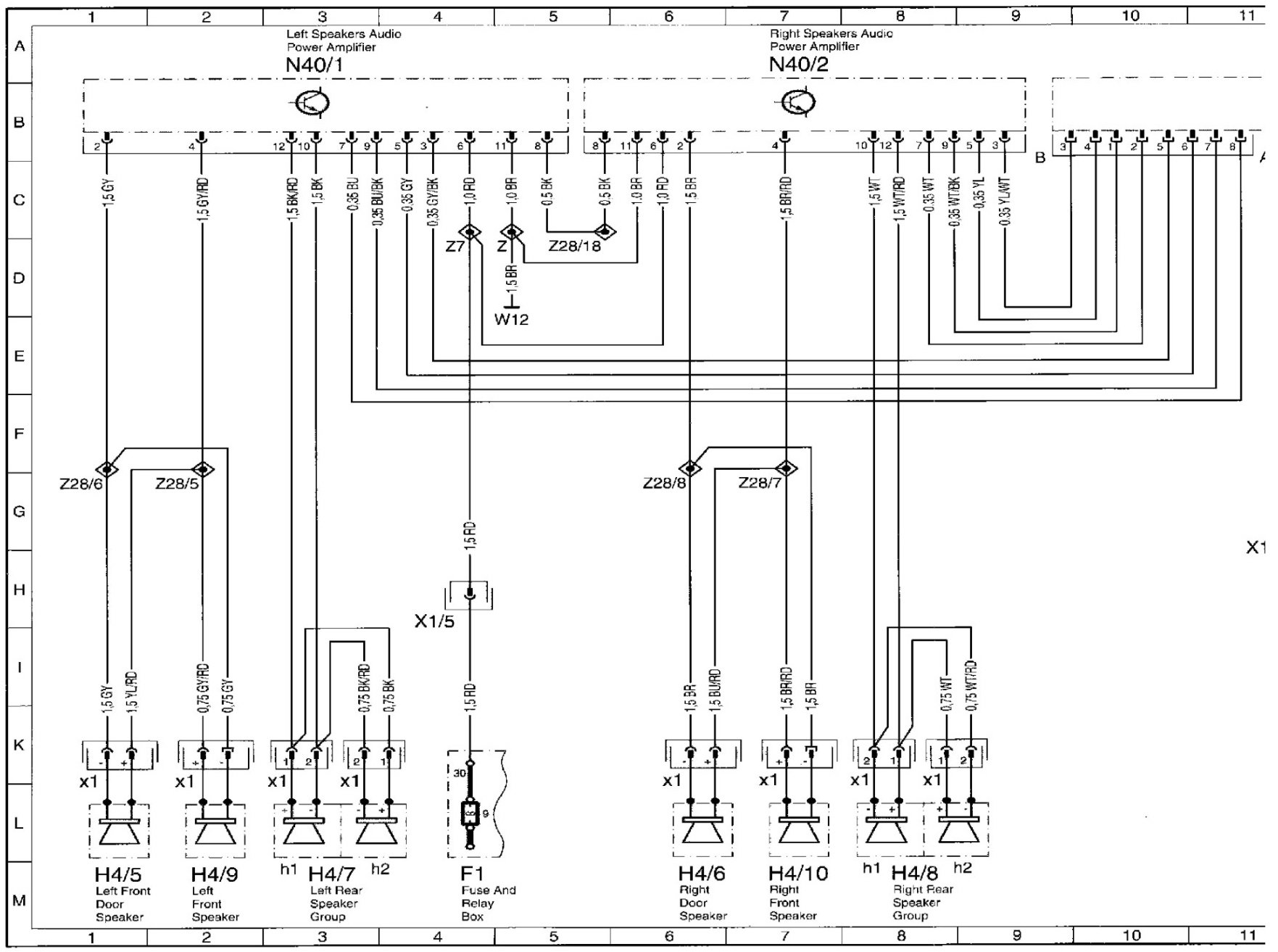 94 e420 mercedes benz wiring diagram get free image mercedes wiring harness replacement 1996 e300 mercedes wiring harness recall