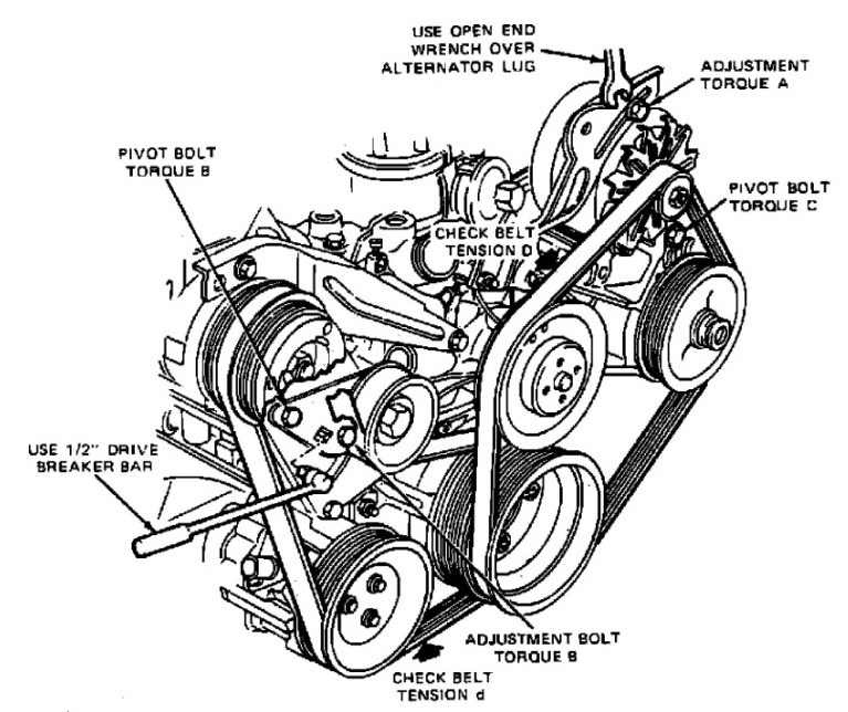 1994 mercury villager engine diagram mercury villager