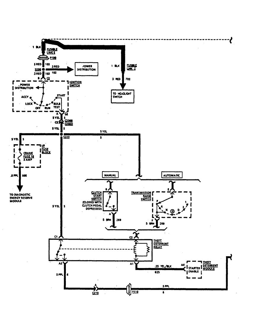 1989 acura integra wiring diagram