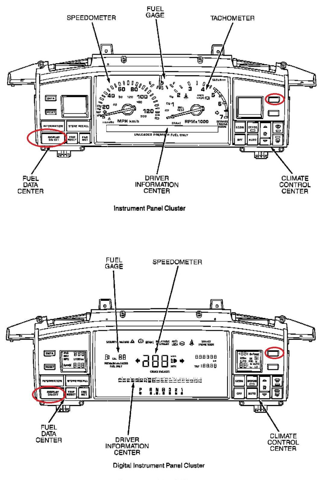 Cadillac Escalade Service Ride Control Fuse