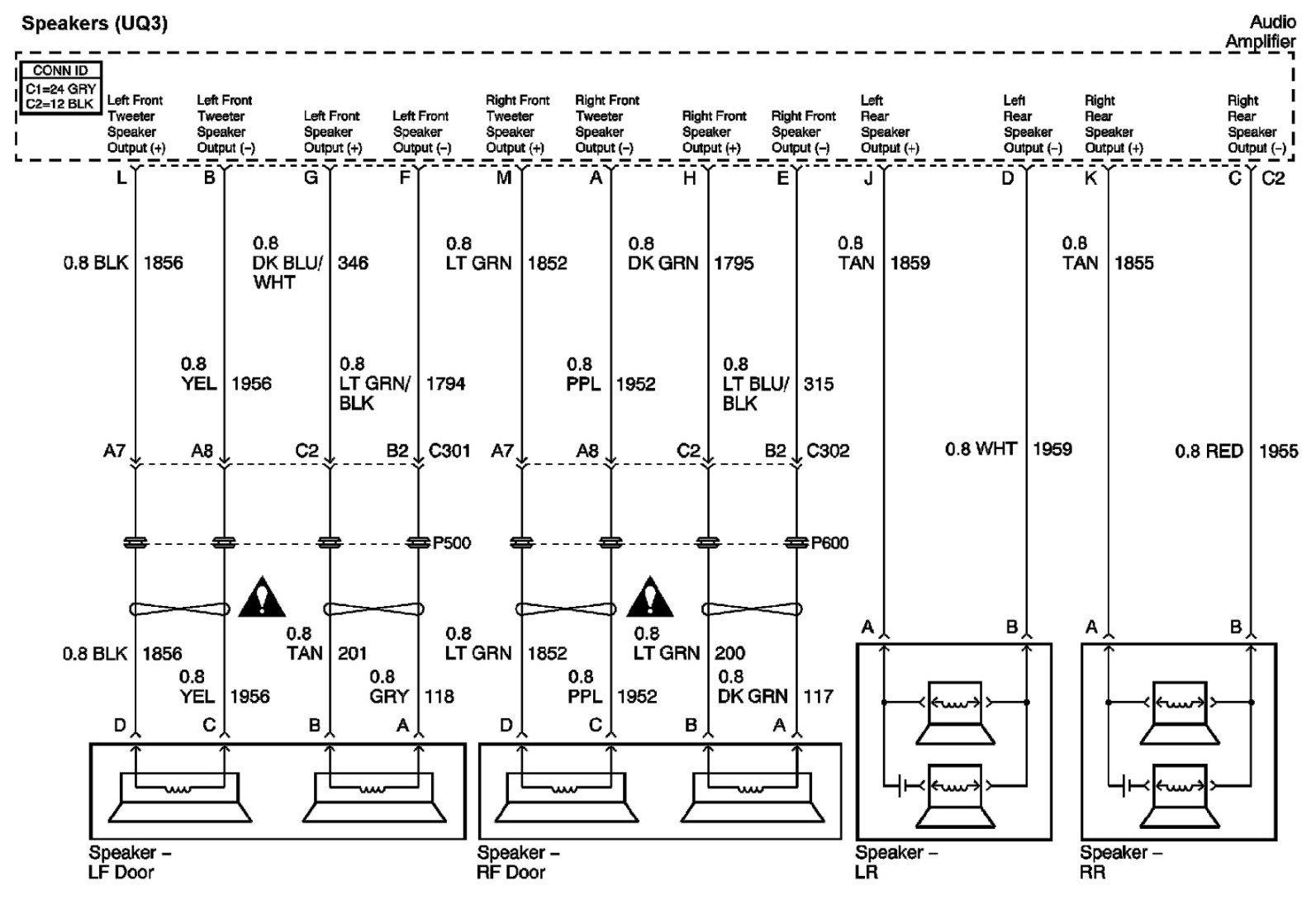 2003 silverado 1500 stereo wiring diagram bose autos post