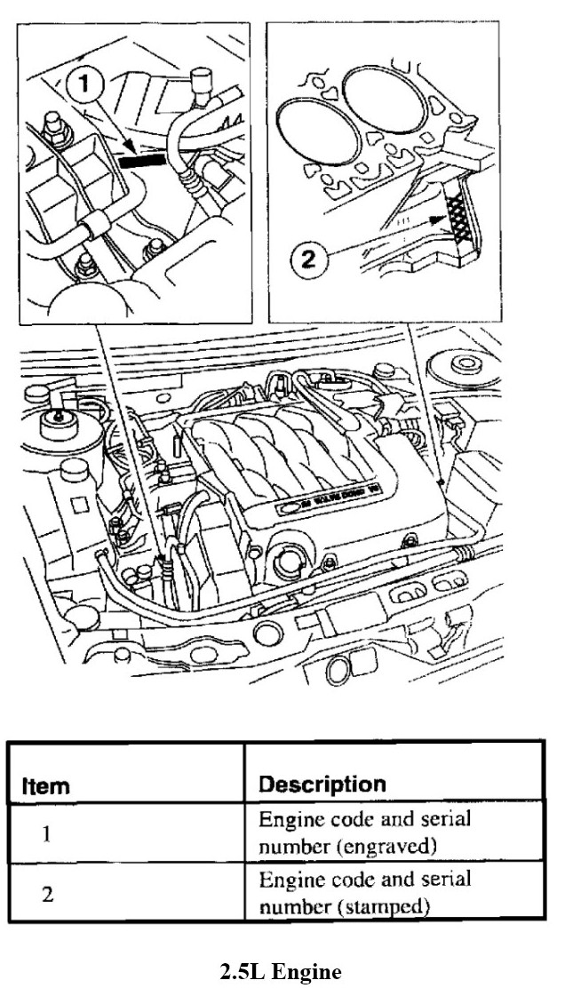 95 mercury sable engine diagram  95  get free image about