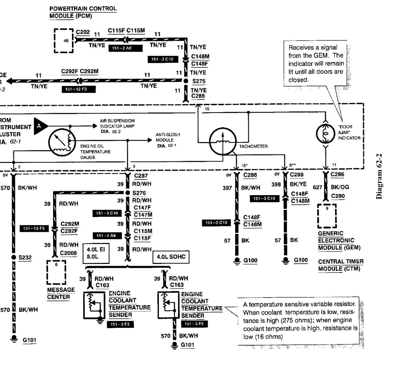 1999 explorer wiring diagram  1999  get free image about