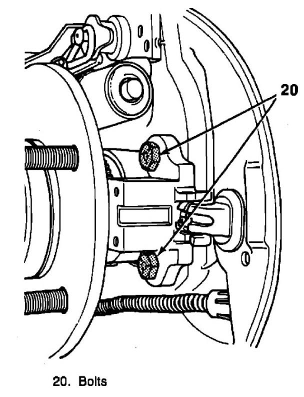 1994 Chevy Suburban Speed Sensor Location