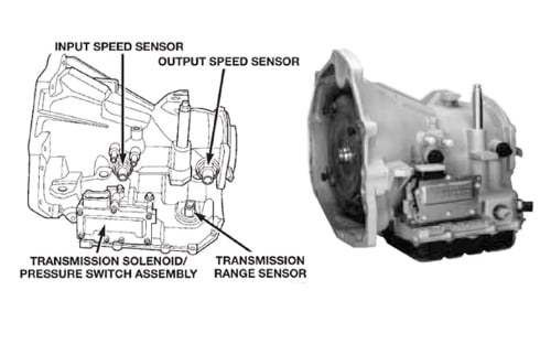 how to change transmission speed sensor in 2002 intrepid