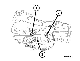 service manual  2009 jeep patriot transmission solenoids