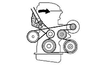 4ashe Belt Diagram 2008 Toyota Corolla